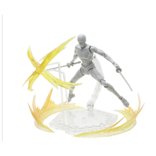 Bracket Blade Figure-Model Sence Special with for Effects-Decoration Wind-Effects Wind-Effects