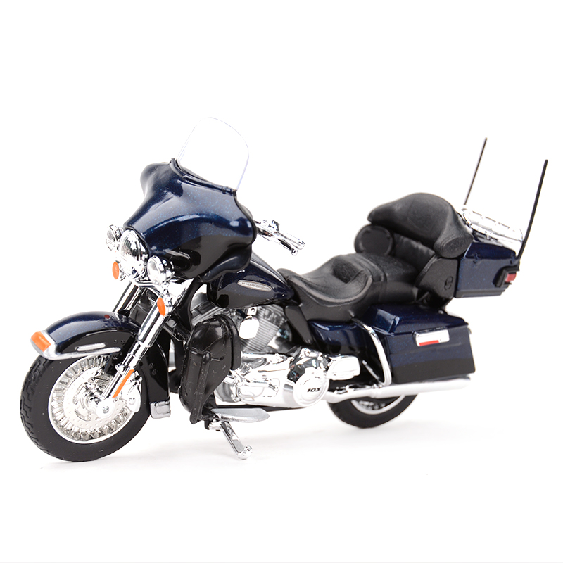 Maisto 1:18 2013 Flhtk Electra Glide Ultra Limited Diecast Alloy Motorcycle Model Toy