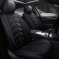 Car Seat Cover Four Seasons General Geely GC6 England C5 GC5 GC7 Free Ship SC5RV All Edges Included Leather Seat Cushion