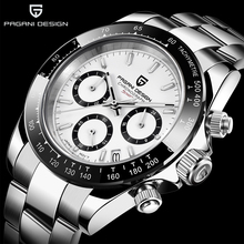 Pagani Design Luxury Brand Watches Men Waterproof Chronograp