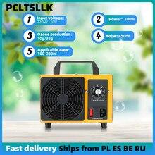 Pcltsllk 32g gerador de ozônio 220v máquina purificador ar com controlador de sincronização desinfecção esterilização limpeza formaldeído