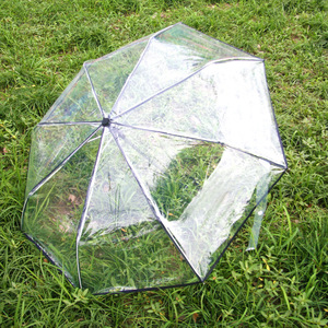 Automatic Transparent Umbrella