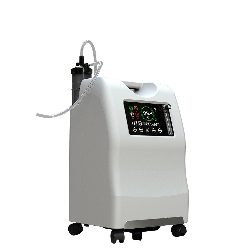 Ce Appove 5L koncentrator tlenu klasy medycznej domowa mobilna maszyna tlenowa dla pacjentów domowych