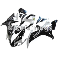 Motorcycle Shell For Yamaha YZF1000 R1 2002 2003 Injection Body Work Kit Cowling Plastic Panel Hull Fortuna Black White Fairings