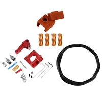 3D Printer Accessories Ptfe Spring Extruder Kit For Creality Cr-10S Pro Ender-3 (Left)