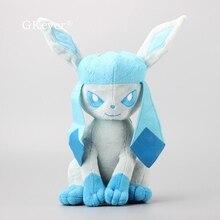 30 см Eevee серия Пикачу Glaceon плюшевые игрушки куклы мягкие животные игрушки peluche Детские Дети Рождество подарок на день рождения
