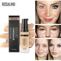 Long Wearing Face Brightening Liquid Concealer Full Coverage Concealer Face Makeup Primer Foundation Cream Corrector Maquillaje
