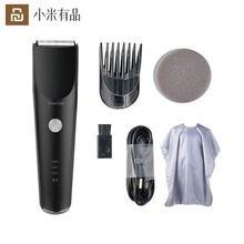 Электрическая машинка для стрижки волос youpin триммер портативная