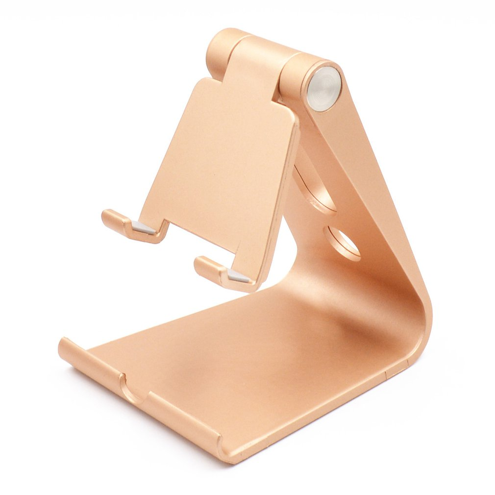Portable Universal Non-slip Phone Stand Adjustable  Desktop Holder Dock For Tablet Mobile Phone Stand