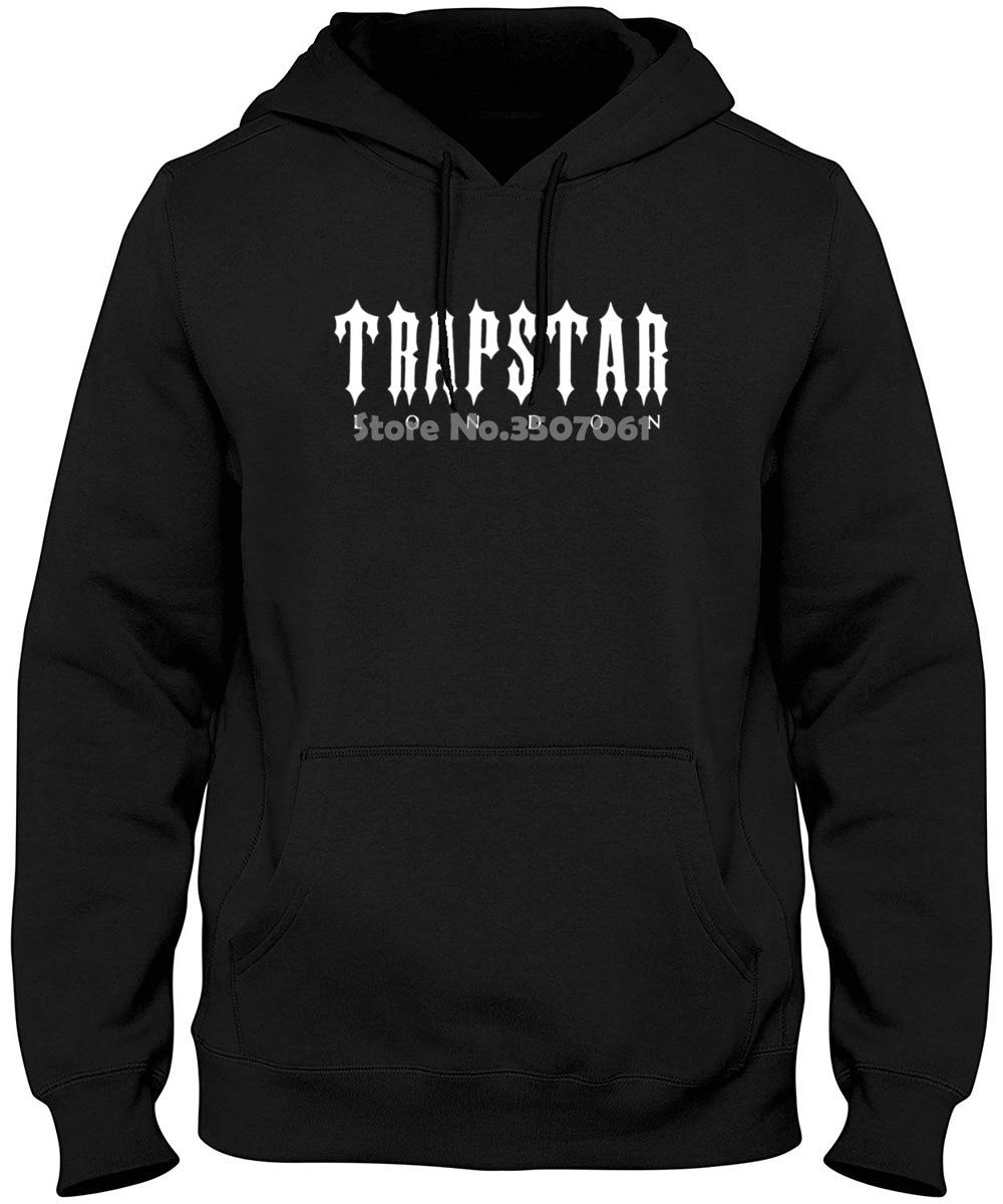 New Trapstar London Men's Clothing Size S 2xl High Quality Men Hoodies & Sweatshirts