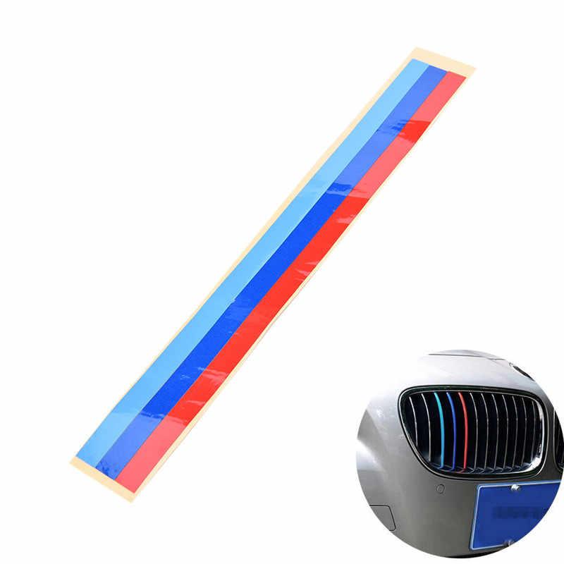 Bán Cho Xe BMW M3 M5 E46 E60 E90 3 Màu Lưới Tản Nhiệt Trước Nướng Vincy Dây Dán Decal