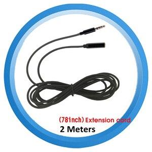 Image 4 - 3.5 มม.ไมโครโฟนขยาย 2M ไมโครโฟนสายชาย 4 TPE สายโลหะสาย Audio สำหรับอุปกรณ์เสริม MIC