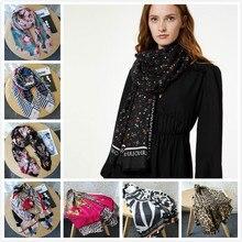 Лидер продаж года; итальянский модный Бренд liu. jo; женский шарф