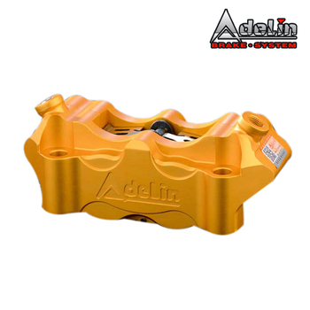 Adelin ADL12 Brake Caliper Motorcycle cylinder hydraulic pump calipers racing street for Honda Yamaha Motorcycle Disc