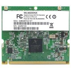 Bezprzewodowa karta sieciowa Atheros AR9220 Compex WLM200NX 802.11A/B/G/N dwuzakresowy 2.4/5GHz 300 mb/s WiFi karta bezprzewodowa