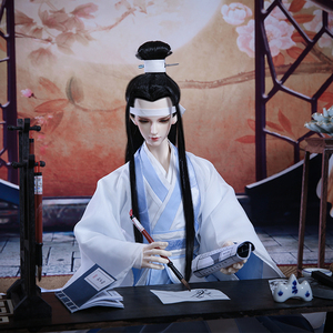 Image 1 - BJD SD Dolls Miaojun IOS 70cm Male 1/3 Body Model Boys Eyes High Quality Toys Shop Resin Figures Free Eyes