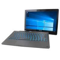 2020 chegada nova 11.6 polegada tablet pc windows 10 casa 1 gb + 64 gb com pino docking teclado 1366*768 ips tela