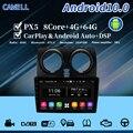 Автомобильный dvd-плеер cawell Android 10, Wi-Fi, bluetooth, TPMS, PX5, головное устройство, ОЗУ 4 Гб, ПЗУ 64 ГБ, DSP DAB для системы GPS-навигации qashqai