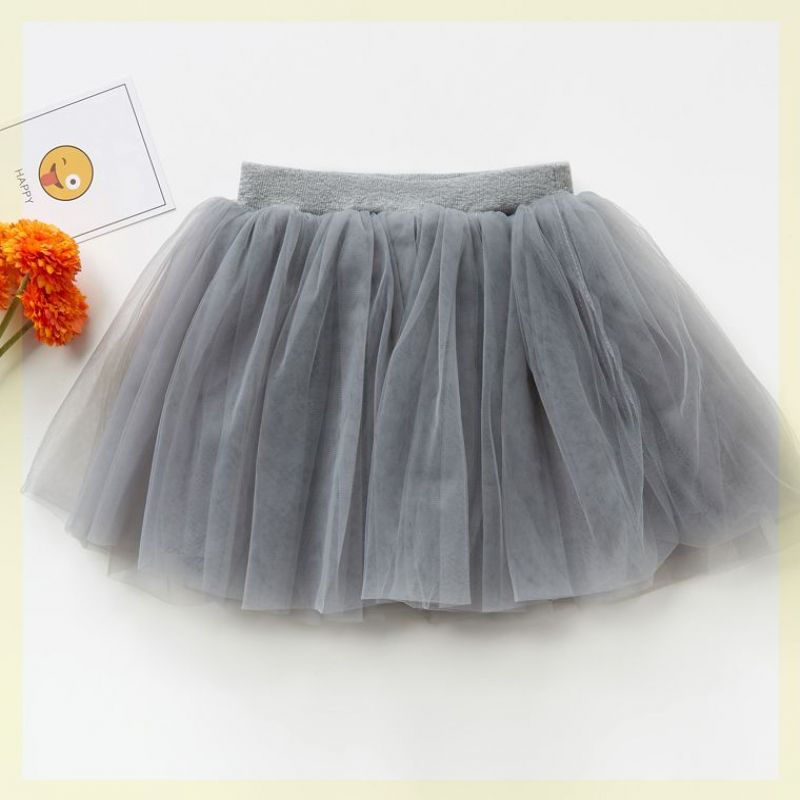 Girls Tutu Skirt Fluffy Rainbow Tutu Baby Birthday Party Wear Ballet Skirt Dance Tutu Girls Skirt Children Costumes Skirts