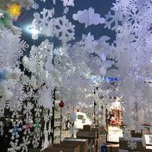 Christmas Snowflake Copos De Nieve Navidad Sneeuwvlok Sneeuwvlok Frozen Party Winter Decoration Navidad Reine Des Neiges Snow