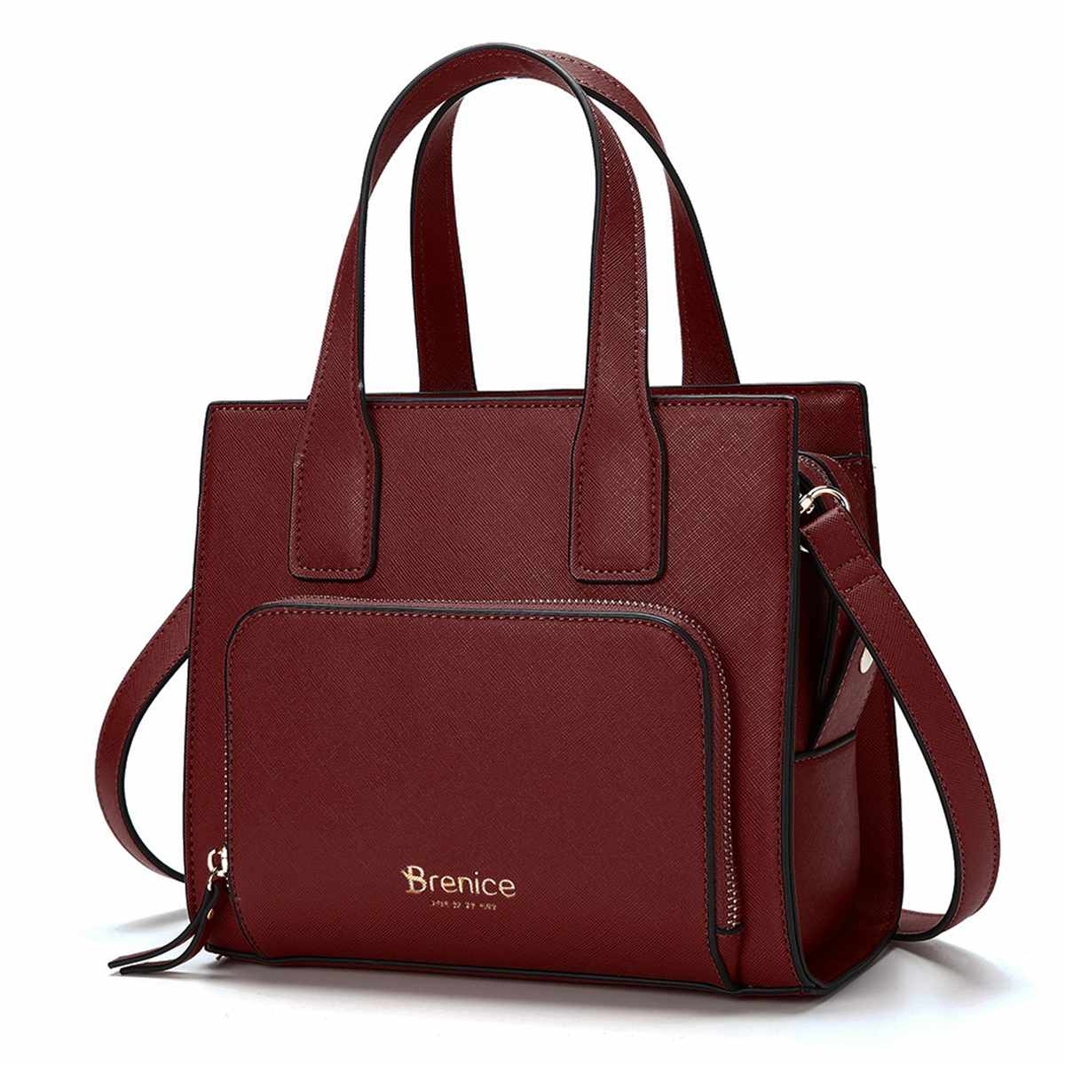 New Women Hand Bag Fashion Women Handbag Female Organize Bag Leather Multifunction Shoulder Bag Crossbody Bag Feminine Bolsa