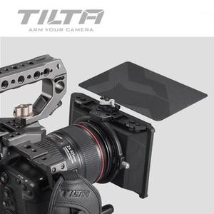 Image 4 - Tiltaing Mini caja mate para cámaras DSLR estilo sin espejo, parasol Tilta, accesorios, mattebox