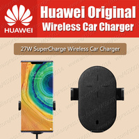 CP39S 27W MAX HUAWEI SuperCharge Wireless Car Charger Huawei Mate30 Mate 30 Pro Mate 20 Pro For iPhone 11 Pro Max Samsung Note10