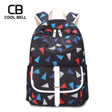 Women Bag Oxford Waterproof Backpack Girls Schoolbag Women School Bags For Teenager Girls Laptop Backpack Sports Travel Bags цены