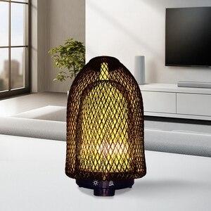 Difusor do óleo essencial 120 ml cor night light umidificador automático fora difusor aromático para o quarto escritório plugue da ue|Umidificadores|   -