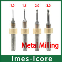 1pcs Imes-Icore Milling Burs for Metal Materials like Titanium and CoCr Disc