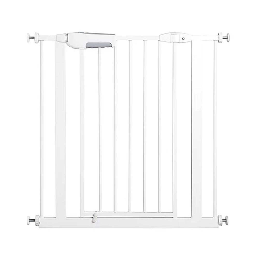 72 X 78cm Easy Locking System Kids Baby Toddler Walk Through Safety Gate Door