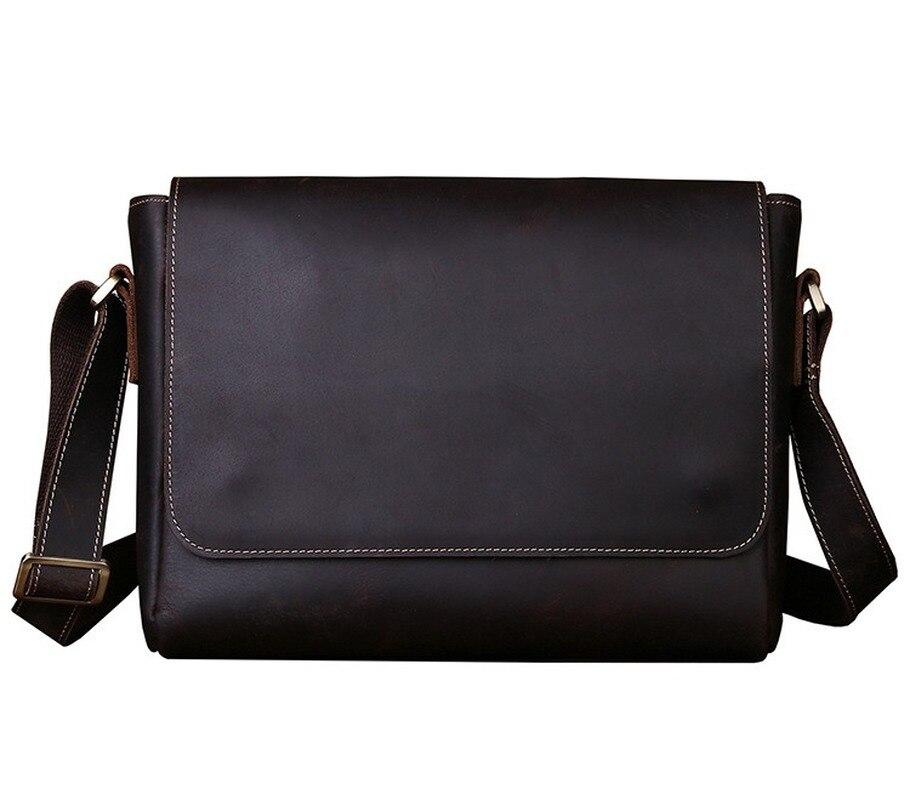 Men's Shoulder Bag Messenger Bag Durable Outdoor Messenger Bag Leisure Bag