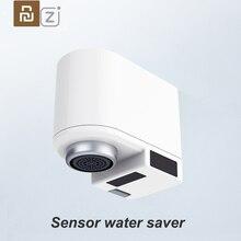 Youpin ZaJia indüksiyon musluk kızılötesi otomatik su tasarrufu musluk akıllı ev cihazı için mutfak banyo lavabo