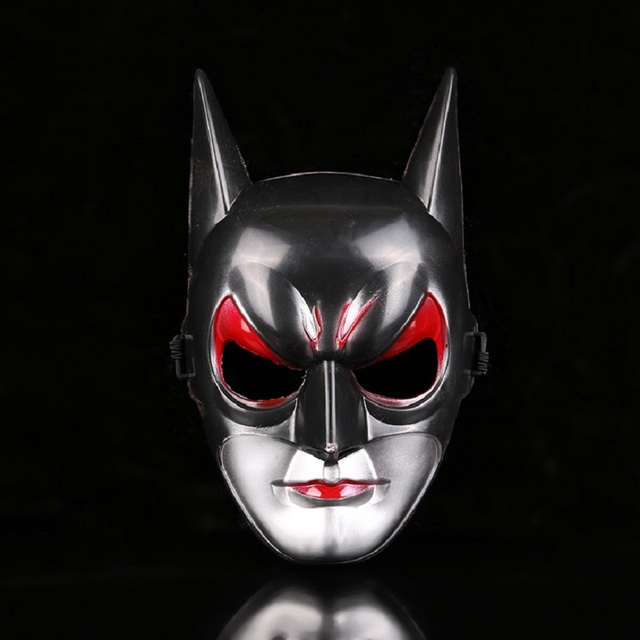 Cosplay Superhero Halloween Mask for Kid & Adult Avengers Marvel Captain America Spiderman Hulk Iron Man Star Wars Mask 4