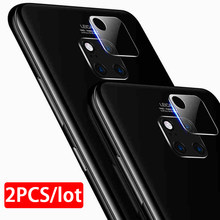 2pcs Camera Lens Tempered Glass Protector on for Huawei Mate 20 Lite 10 Pro Y9 Prime 2019 P Smart Z Plus Nova 3i Protective film(China)