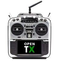 Jumper-transmisor de Radio para Dron teledirigido T16 Pro V2, 16 canales, 2,4 GHz, Sensor de salón, Gimbals, módulo multiprotocolo incorporado, OpenTX