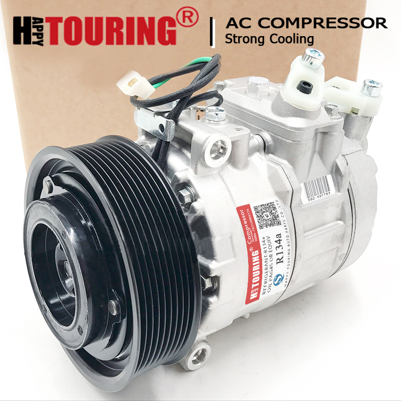 For mercedes air condition compressor 7SUB16 for MERCEDES BENZ Actros A5412301211 A5412300611 5412300611 5412300711 5412301211|car air condition compressor|air conditioning compressor|conditioning compressor - title=