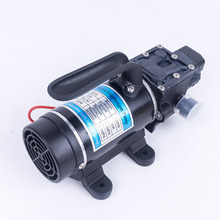 DC 12V 120W 130PSI 10L/Min Energy Saving High Water Pressure Diaphragm Self Priming Pump  Switch Type