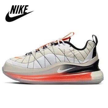 Nike Air Max 720 818 Women Shattered Backboard Running Shoes Full Palm Air Cushion Shoes Sneaker Nike Air Max 720 Original