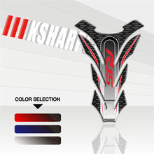 Motorcycle 3D fuel tank pad sign sticker decorative decals For YAMAHA R15(China)