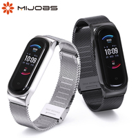 Strap für Amazfit Band 5 Smart Armband Armband für Mi Band 6 5 4 3 auf Miband 4 Strap Handgelenk gürtel Für Xiaomi Mi Band 5 Strap