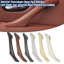 פנים נוסע דלת למשוך ידית שמאל ימין פנים דלת ידית הרכבה עבור עבור BMW 5 סדרת F10/F18 2011 2017 51417225854