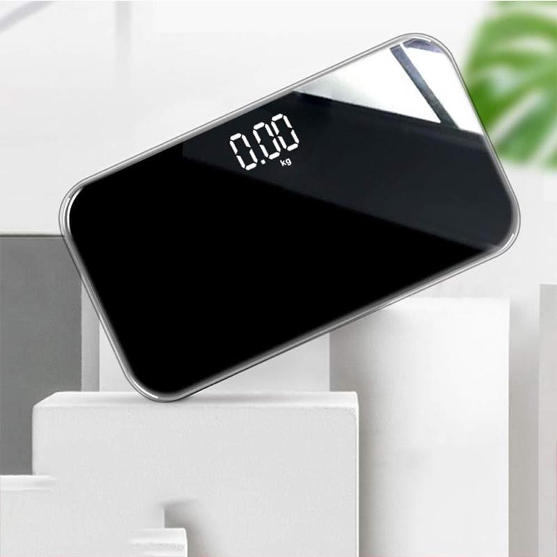 do banheiro mini escala de bolso eletrônico