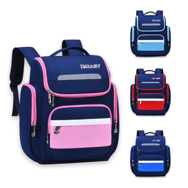 Children School Bags Boys Primary School Backpack Girls Kids Backpack Orthopedic Schoolbags Baby Kindergarten Mochila Infant