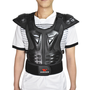 Image 3 - WOSAWE กีฬากลับ Protector แจ็คเก็ต Body ผ้าพันแผลรถจักรยานยนต์รถจักรยานยนต์ชุดป้องกันเกียร์ไหล่สกีป้องกัน
