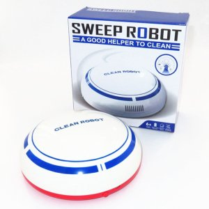 2 In 1 Rechargeable Floor Swee