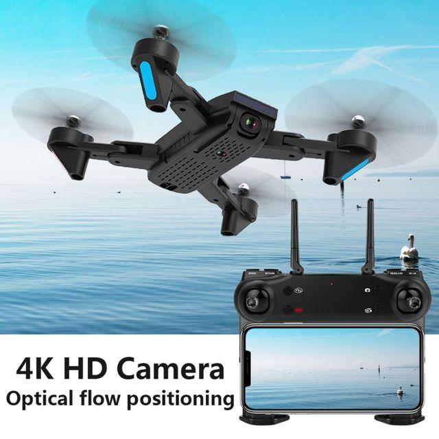 Zangão largo do ângulo de SG700 D 4k hd com a câmera que posiciona o quadcopter de dobramento fpv rc