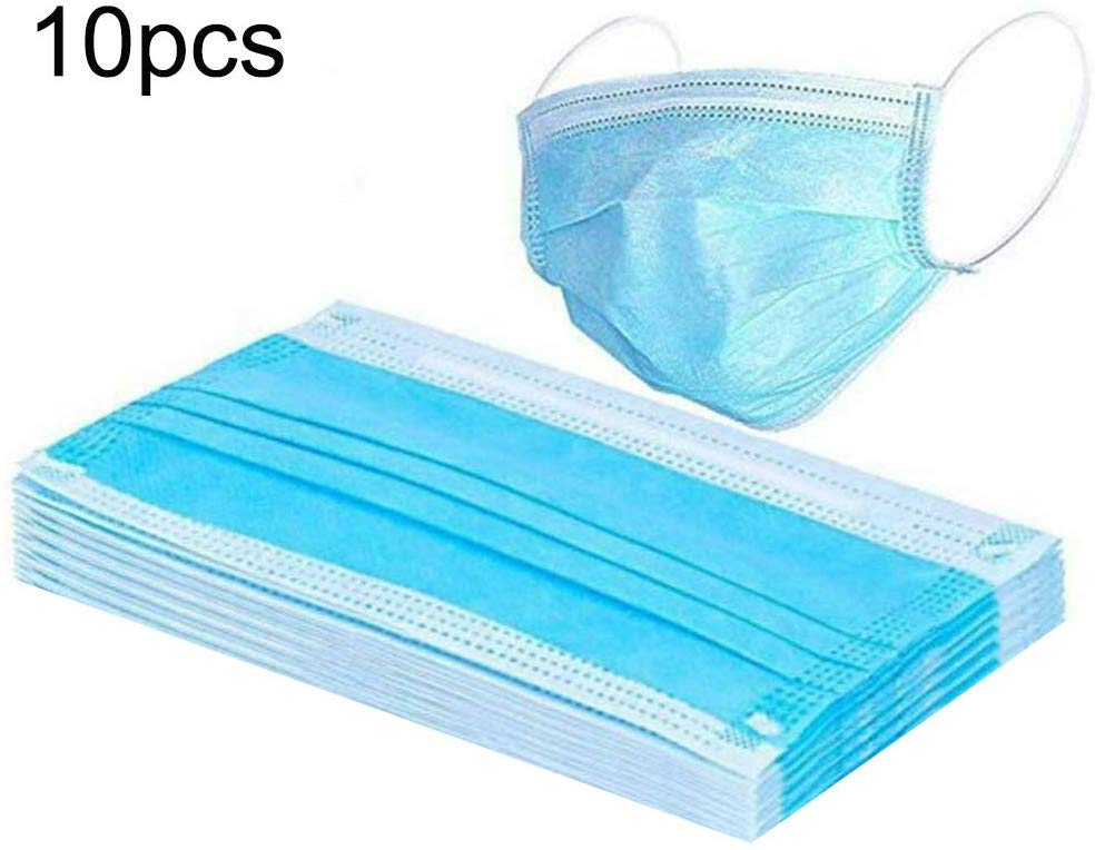 disposable antiviral mask
