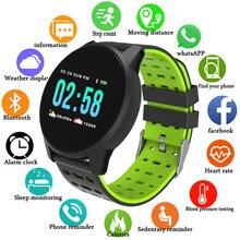 Blood Pressure Oxygen Monitor Tensiometro digital Heart Rate Men Women Activity Fitness Tracker Sphygmomanometer Watch