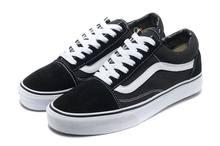 Vans-zapatos de corriente para hombre y mujer de calzado deportivo original vans